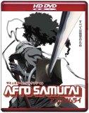 AFRO SAMURAI 劇場版(HD DVD)