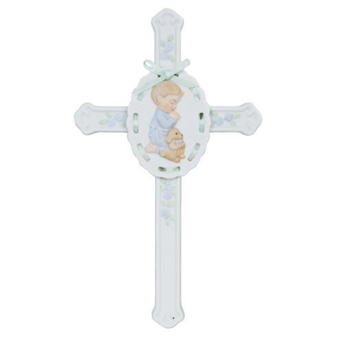 blue-ribbon-baby-girl-bedtime-prayer-cross-keepsake-bisque-porcelain-by-pacific-trading