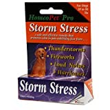 HomeoPet Pro Storm Stress Homeopathic Remedy For Dogs 5-ml bottle for dogs 20 to 80-lbs
