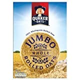 Quaker Oats Jumbo Whole Rolled Oats 1KG