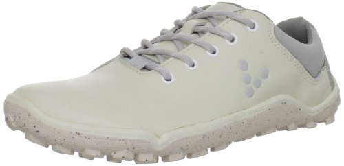 Vivobarefoot Women's Hybrid Golf Shoe,White,37 EU/7 M US
