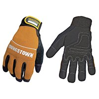 YoungstownGloveProducts Glove Tradesman Syn Suede Lrg, Sold as 1 Pair