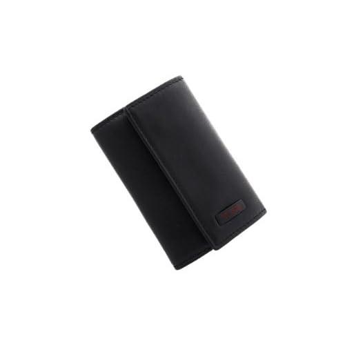 TUMI トゥミ HORIZON 96-1462/01 6RING KEY CASE/ZIPPER ブラック 6連キーケース 小銭入れ付 メンズ