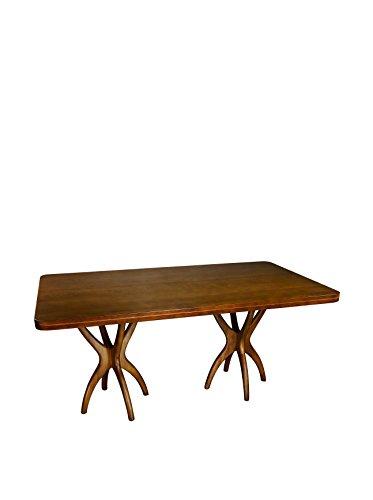 Ceets Eclipse Dining Table, Walnut