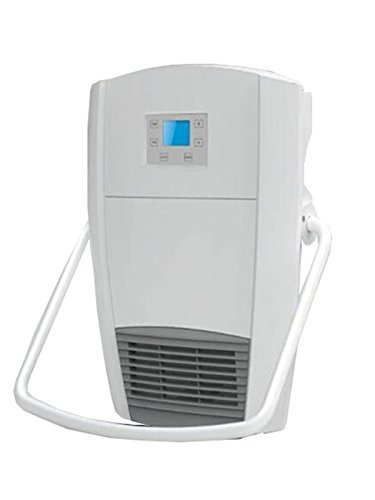 Homeleader?? Wph-20La Wall Mounted Electric Fan Heater 1500 Watts Heating For Bathroom With 24 Hours Timer Remote Control Lcd Displays. High Thermal Efficiency Heating Element: Heating Wire; 2 Heating Power: 750W/1500W Four Adjustable Functions: Cool Fan,