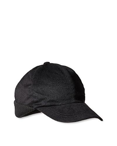 Amicale Cashmere Baseball Cap