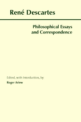 descartes and god essay The point of this essay is to evaluate one of the logical proofs of god proposed by rené descartes, not to make a final statement about the possibility of the usefulness of god the ontological argument posed by descartes – and others before him – is based on pure logic.
