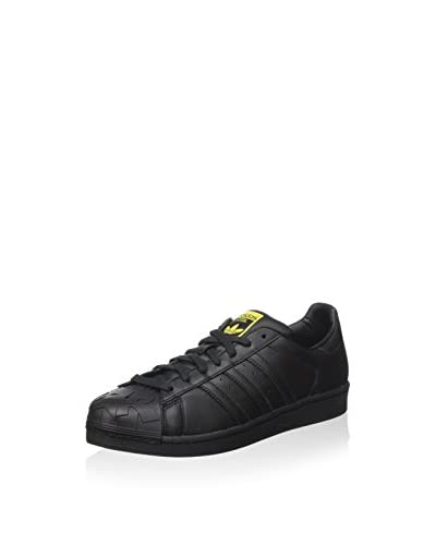 adidas Zapatillas Superstar Pharrell S Negro / Oro