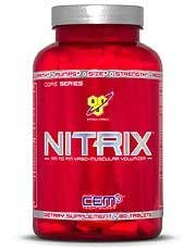 BSN - Nitrix AM to PM Vaso-Muscular Volumizer - 180 Tablets CLEARANCE PRICED
