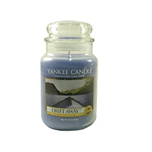 Yankee Candle Large Drift Away Jar Candle 1173534E from Yankee Candle