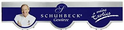 Schuhbecks Exotics Salze, 1er Pack (1 x 100 g) von Schuhbeck bei Gewürze Shop