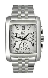 ESQ by Movado Prescott Chronograph White Dial Men's watch #07301293