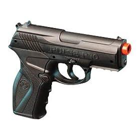 Crosman Electronic Pulse P70 Airsoft Pistol - Black
