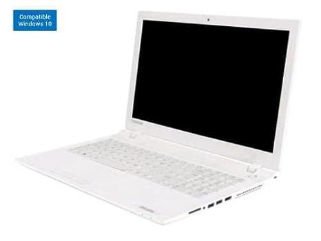 PC Portable Toshiba Satellite C55-C-125 15.6`` Blanc