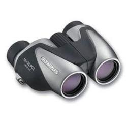 Olympus Roamer 10x21 DPC I Compact Porro Prism Binocular (Black)