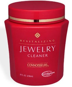 Connoisseurs Jewelry Cleaner, Revitalizing, 8 oz.: Health & Personal Care