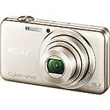 SONY Cyber-shot WX50(1620万CMOS/光学x5)ゴールド DSC-WX50/N
