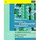 Discrete and Combinatorial Mathematics: An Applied Introduction, 5th