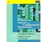 img - for Discrete and Combinatorial Mathematics: An Applied Introduction, 5th book / textbook / text book
