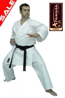 Arawaza Topaz Karate Heavyweight Uniform (185cm)