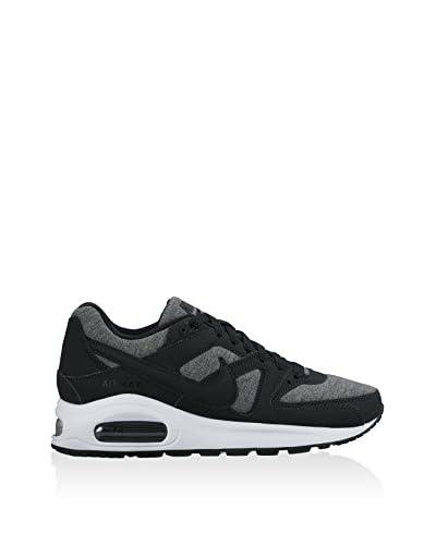 Nike Sneaker Air Max Command Flex (Gs)  [Grigio/Giallo Fluo]