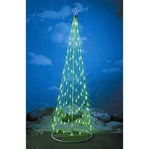 String Lights On Artificial Christmas Tree : CHRISTMAS TREE STRING LIGHTS Santa Claus and Christmas