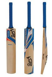 Kookaburra Recoil 250 Cricket Bat - Blue/White, Short Handle
