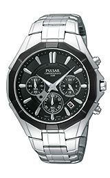 Pulsar Bracelet Collection Men's Watch #PT3201
