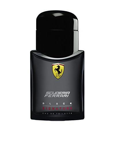 Ferrari Scuderia Eau de Toilette Hombre Black Signature 40 ml
