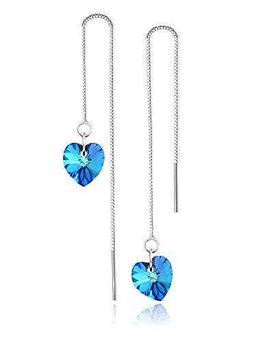 cuore-orecchini-pendenti-da-donna-con-cristalli-swarovski-argento-sterling-925-blu