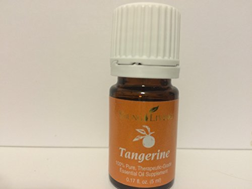 Young Living Tangerine 5 Ml 100% Therapeutic Grade Essential Oil Supplement by Young Living