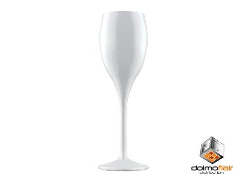 DoimoFlair-Sektglas-150-cc-aus-Kunststoff-PC-Sektflte-Wei-Set-6-Stck-Mehrweg