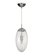 Spiral Egg Pendant Ceiling Light