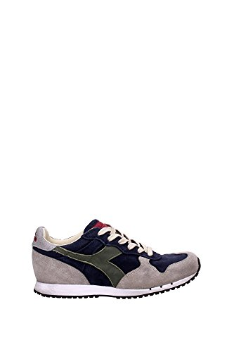 DIADORA heritage TRIDENT sneakers uomo in camoscio - Blu, EUR 42.5