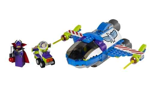 LEGO Toy Story Buzz's Star Command Ship (7593) Amazon.com