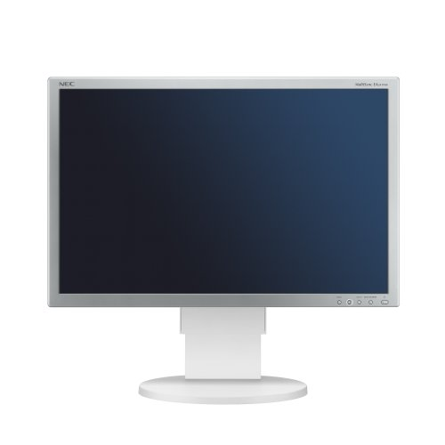 NEC Displays MultiSync EA241WM 24 inch TFT LCD Monitor - White