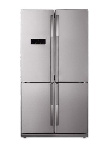 Beko GNE114612X frigorifero side-by-side