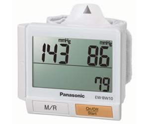 Cheap Panasonic Blood Pressure Monitor (Catalog Category: Audio/Video/Electronics / General Electronics) (ITE-PAN-EW-BW10W-TLD|1)