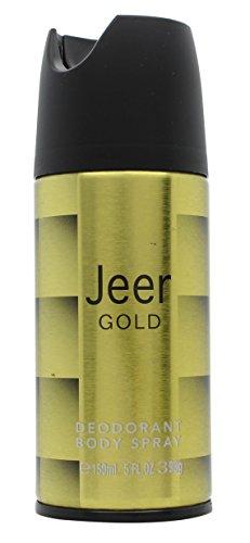 Jeer Gold Deodorante Body Spray 150ml