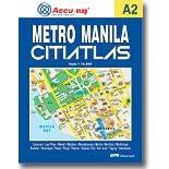 Metro Manila Street Atlas
