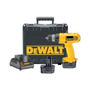 "DeWALT DW927-K2 12V 12 Volt Cordless 3/8"" Drill New"