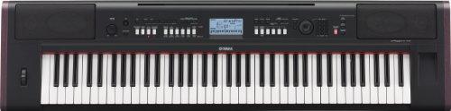 Yamaha NP-V80 Clavier (Noir)