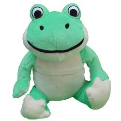 Vibrating Frog Massager - Hot and Cold