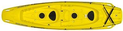 BIC Trinidad Deluxe Kayak, Yellow