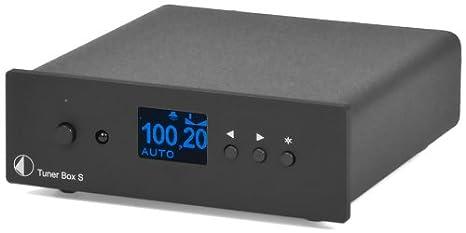 Pro-ject B21019 Tuner Box Récepteur FM Noir (Import Allemagne)