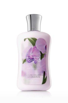 バス&ボディワークス エンチャンテッドオーキッドローション Enchanted Orchid body lotion