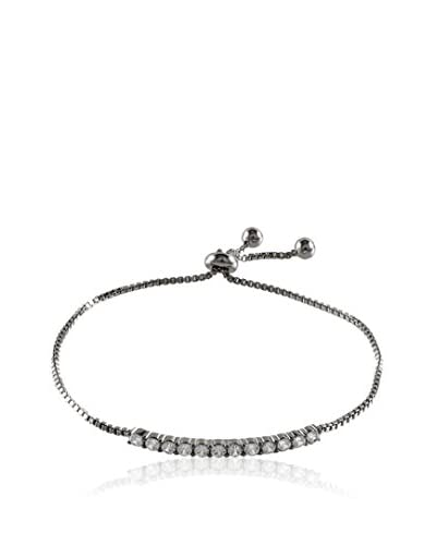 CZ BY KENNETH JAY LANE Braccialetto Bolo Prong
