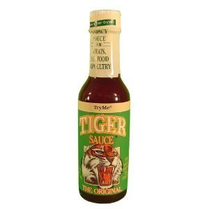 Tryme Original Tiger Sauce - 5 Oz from Reily Foods Company