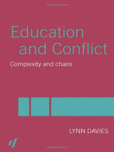 Education And Conflict: Complexity And Chaos