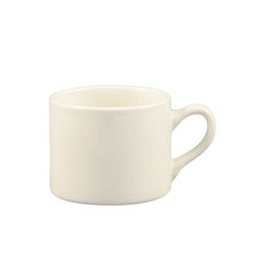 10 Oz American White Manhattan Mug - Case Of 36